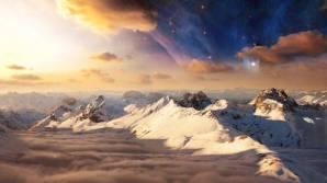 Небо дом ирландия холм