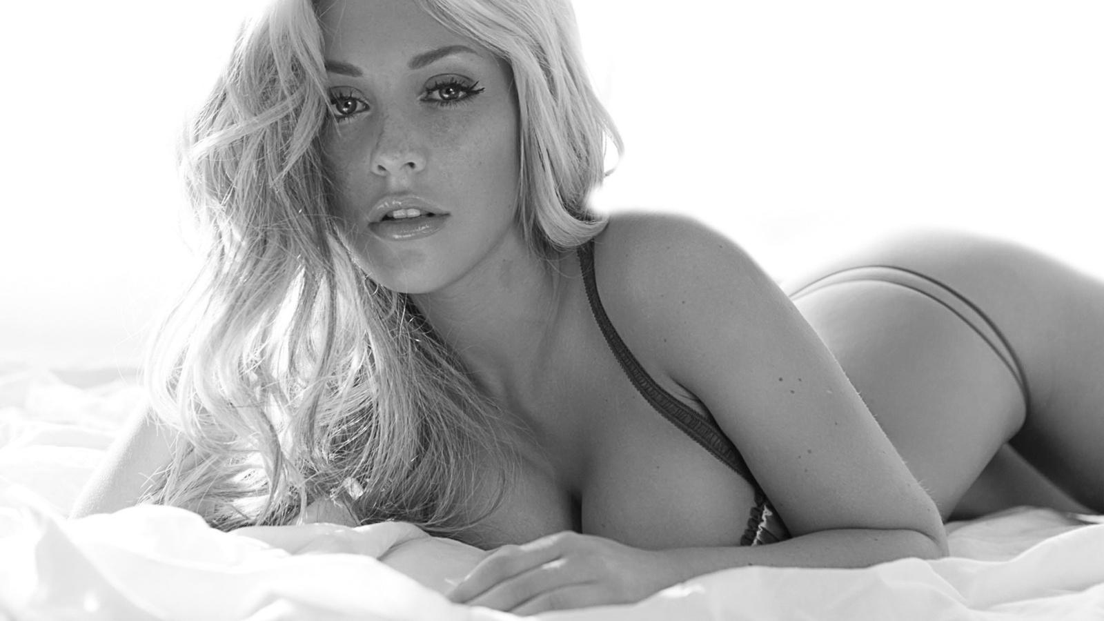 Фотографии девушек блондинок сексуальные 18 фотография