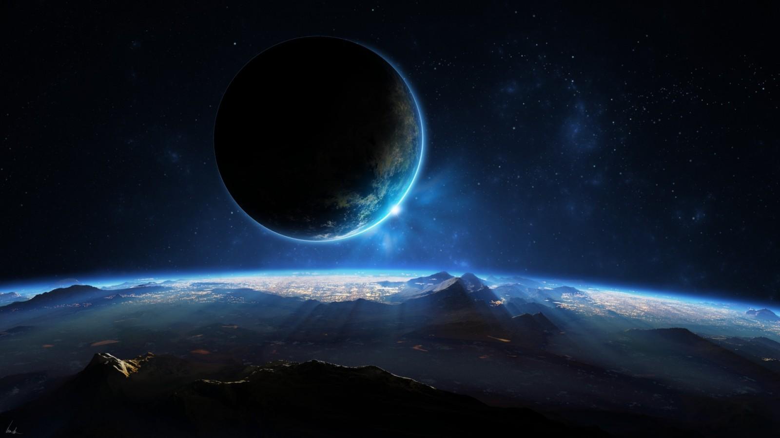 Планета обои картинки на рабочий стол